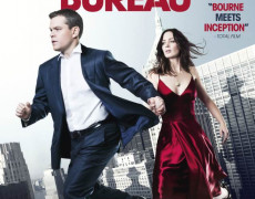 The Adjustment Bureau Movie Review English