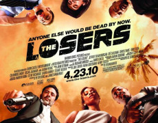 The Losers Movie Review English