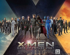 X-Men: Days Of Future Past Movie Review English