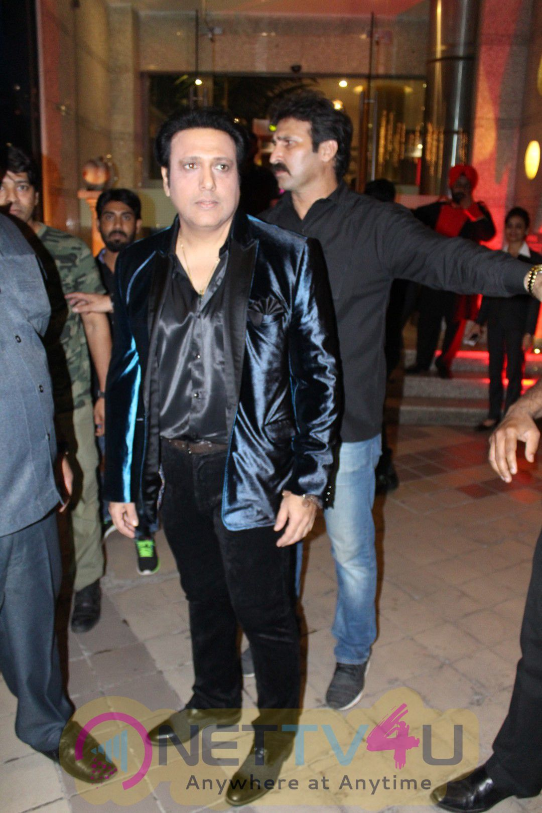 Govinda,Sonu Sood,Yogesh Lakhani & Satish Shetty To Unveil 3rd Bright Award Trophy Stills