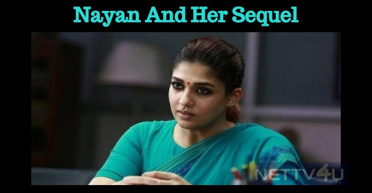Nayantara Gets Ready For The Sequel!