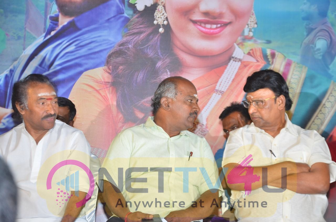Aal Illatha Oorla Annan Thaan MLA Movie Audio Launch Stills Tamil Gallery