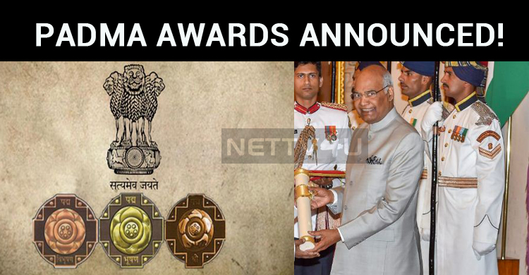 Home Affairs Ministry Announces Padma Awards!
