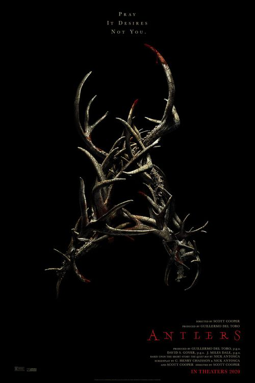 Antlers Movie Review