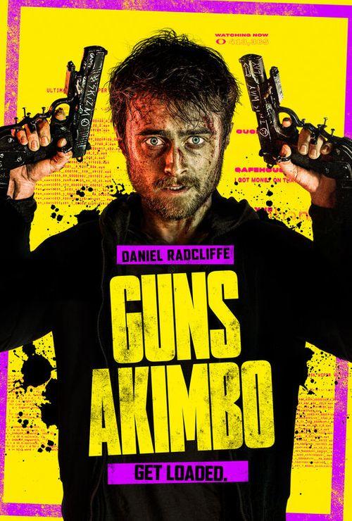 Guns Akimbo Movie Review