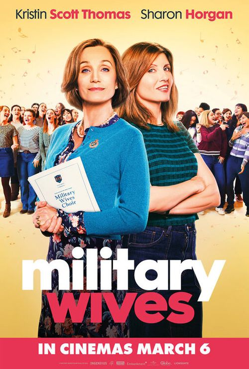 Military Wives Movie Review