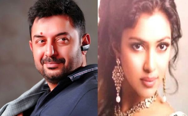 Arvind Swamy – Amala Paul In The Remake Of Bhaskar The Rascal?