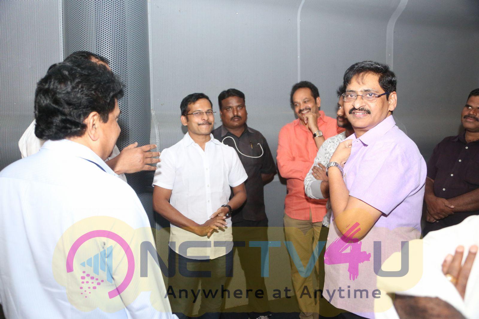 C/o Godavari First 10 Minutes Movie Release Press Meet Photos