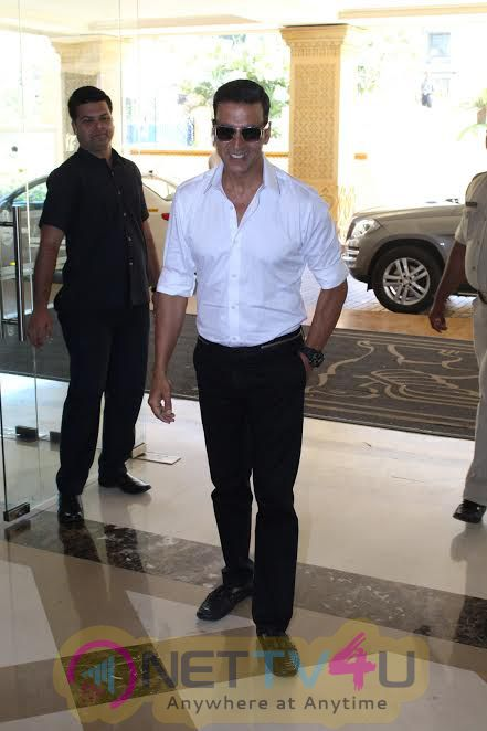 PC Of Success Of Film Jolly LLB 2 With Akshay Kumar Excellent Stills