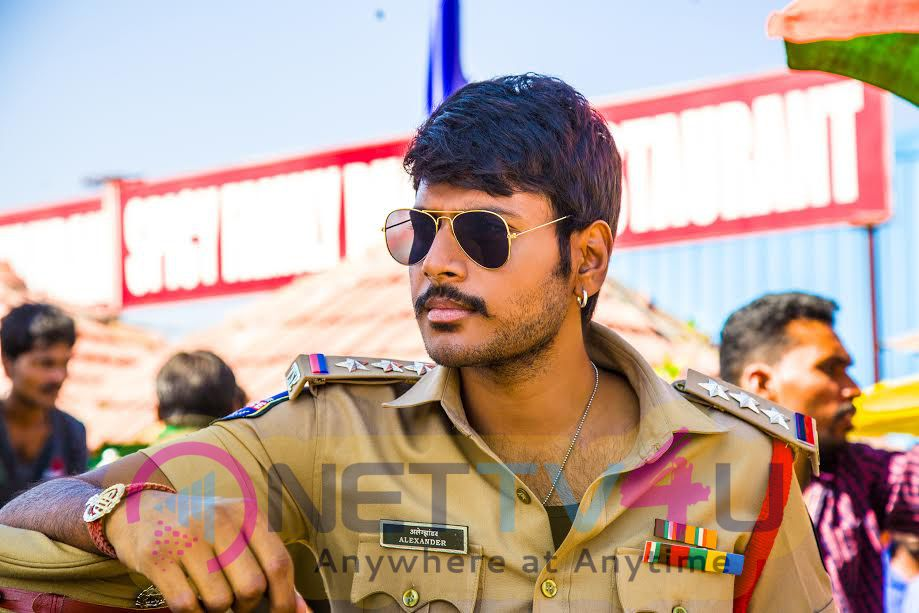 Stills With Actor Sandeep Kishan  In Nakshatram Movie