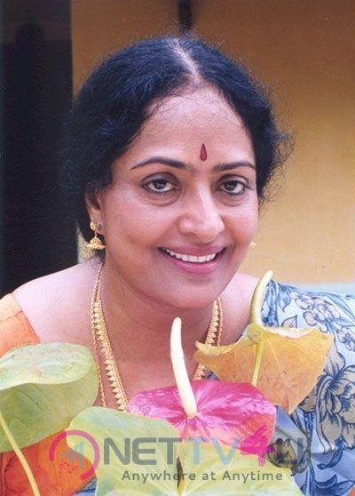 Actress K. R. Vijaya Good Looking Images