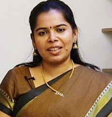 Amudha Damodaran