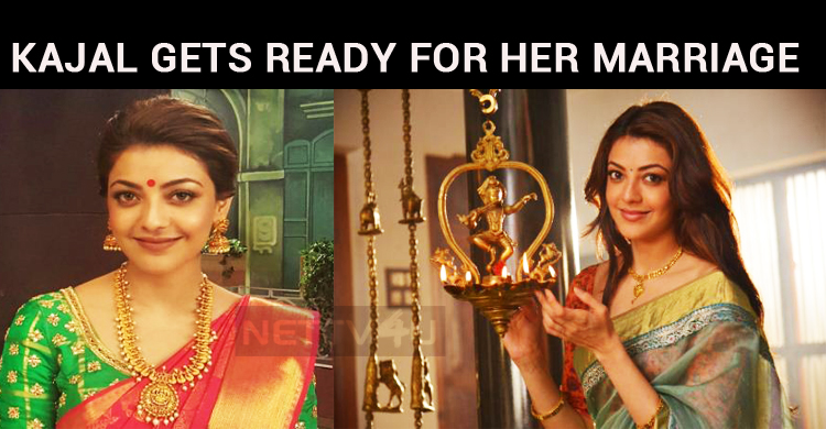 Breaking News: Kajal Aggarwal Gets Ready To Tie..