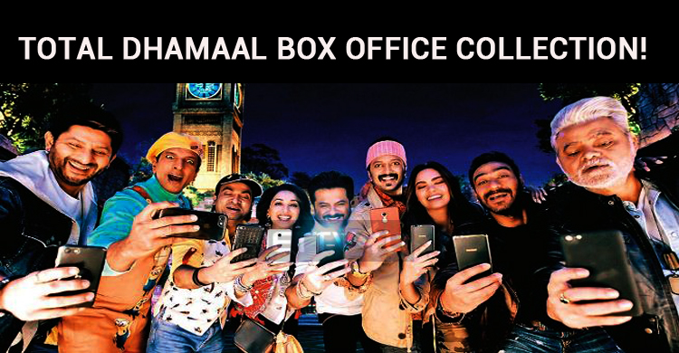 Total Dhamaal Collects Well At The Box Office!