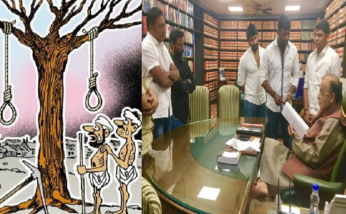 Farmers Attempt Suicide! Vishal And Team Compromise Them!