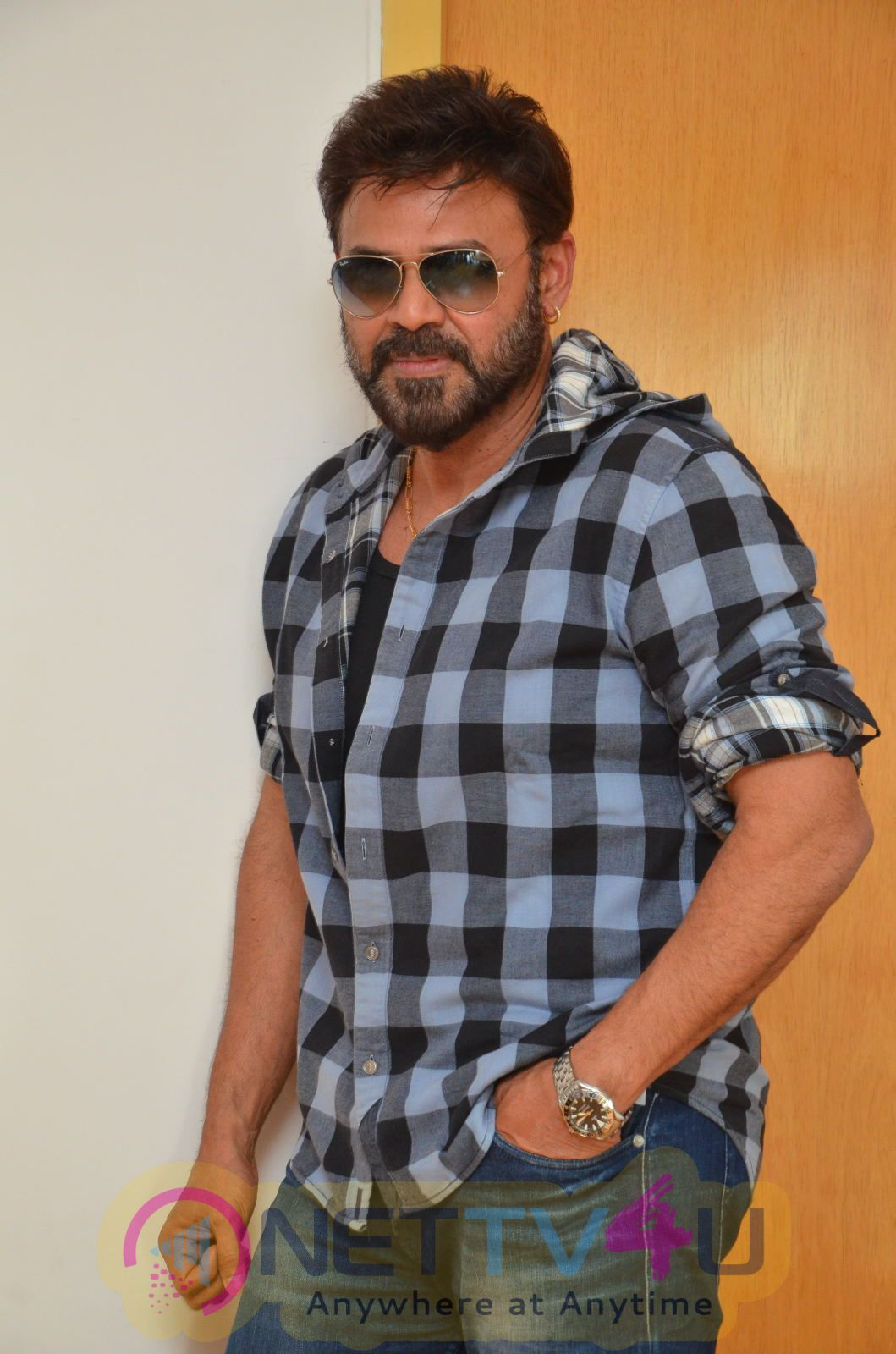 Victory Venkatesh Exclusively Interview Photos