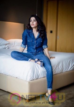 Actress Samantha Akkineni Gorgeous Pics Telugu Gallery