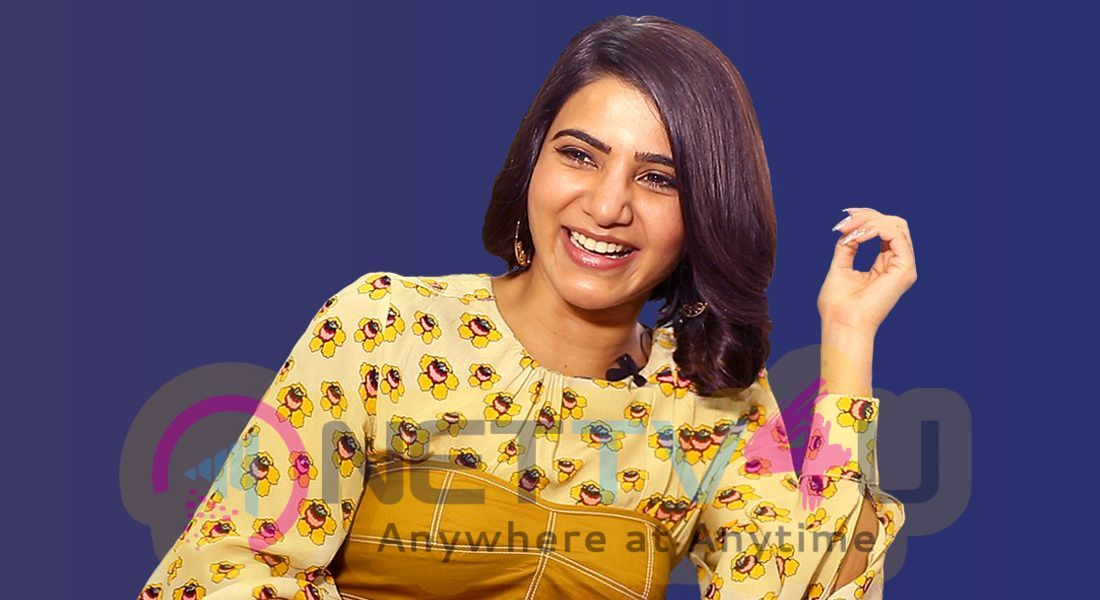 Actress Samantha Akkineni Gorgeous Pics Telugu Gallery