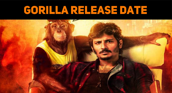 Jiiva's Gorilla To Release In May!