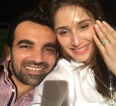 Chak De India Fame Sagarika Ghatge Is Engaged To Zaheer Khan!