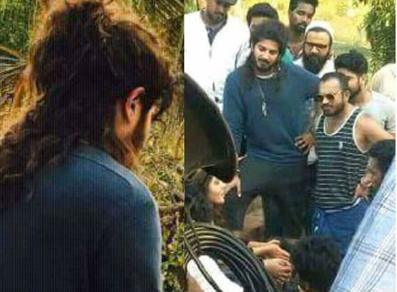 Dulquer Salmaan Surprises His Fans With His New..