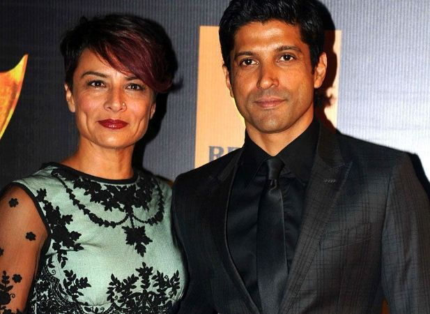 Farhan And Adhuna Are No More Couples!