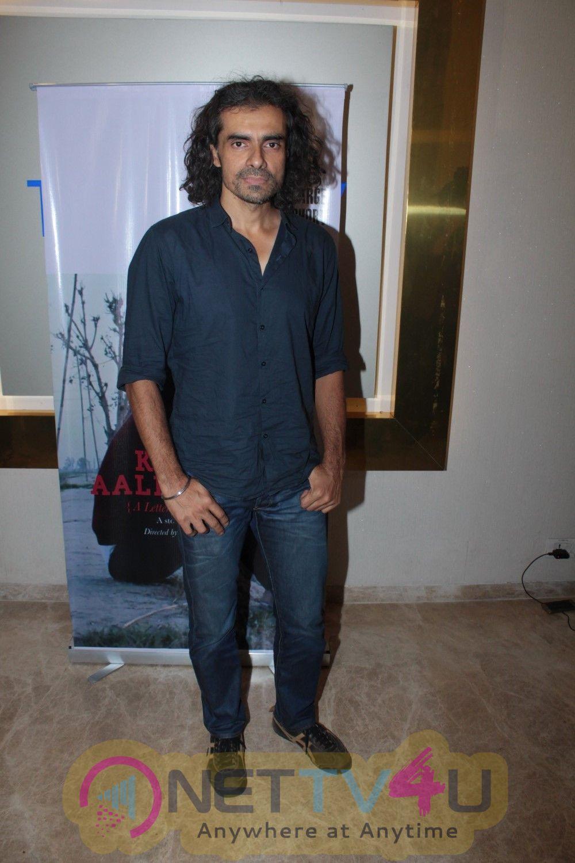 Screening Of Richa Chadda Debut Production Khoon Aali Chithi