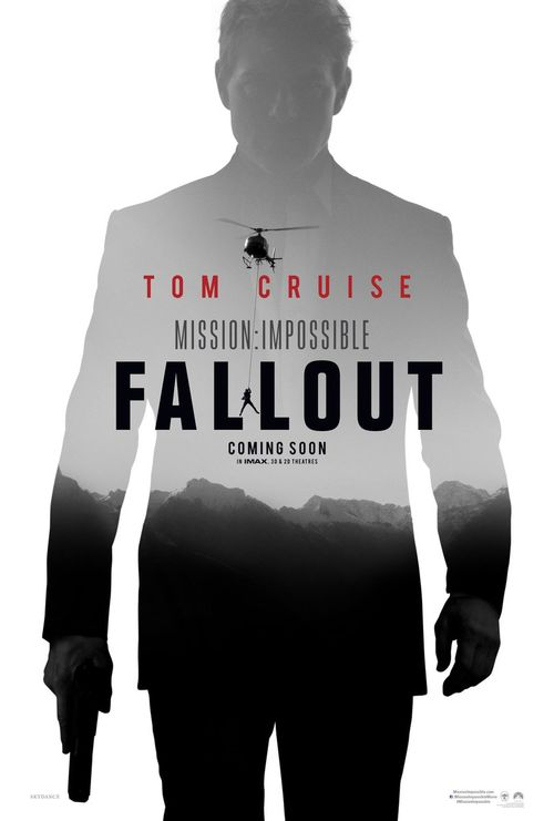 Mission: Impossible - Fallout Movie Review English Movie Review