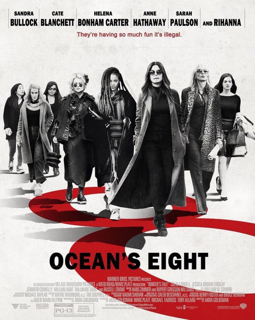 Ocean's Eight Movie Review