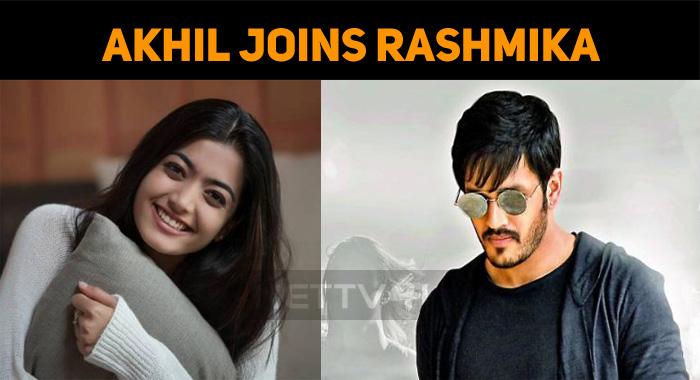 Akhil Joins Rashmika Mandanna In Bommarillu Bhaskar Movie!