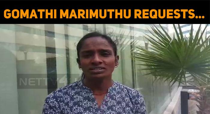 Gomathi Marimuthu Thanked Robo Shankar!