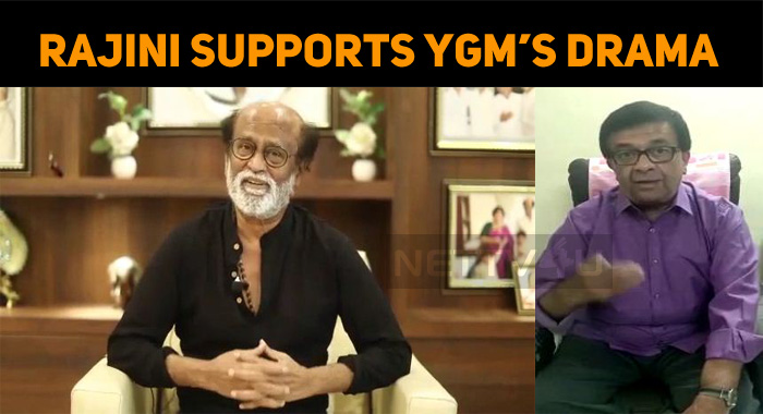 Superstar Promotes Y Gee Mahendra's 3 Ji!
