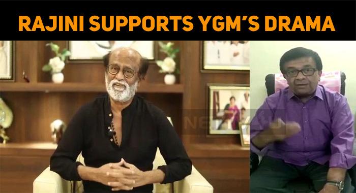 Superstar Promotes Y Gee Mahendra's 3 Ji!