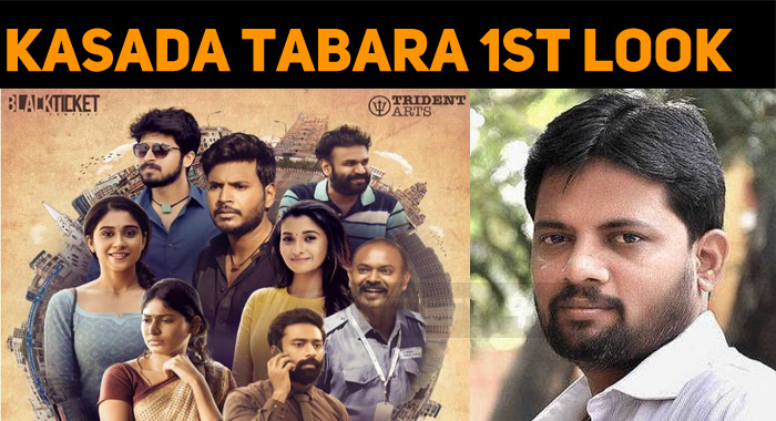 Kasada Tabara First Look Poster Out!