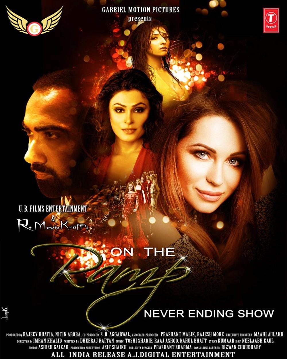 On The Ramp Never Ending Show Movie Review Hindi Movie Review