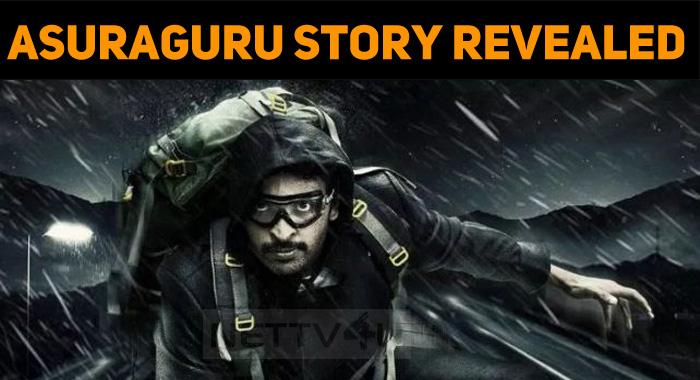 Vikram Prabhu's Asuraguru Is A New Genre, Says The Director!