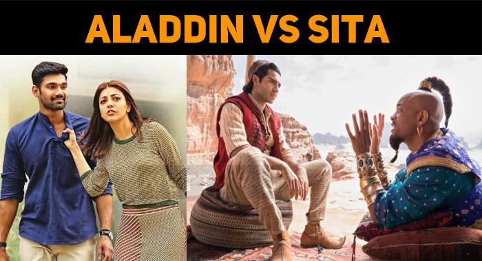 Will Aladdin Affect Kajal Aggarwal?