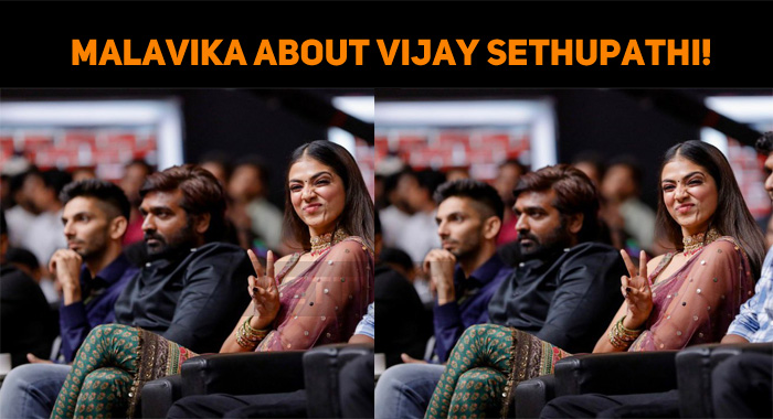 The Master Heroine Comments About Vijay Sethupa..