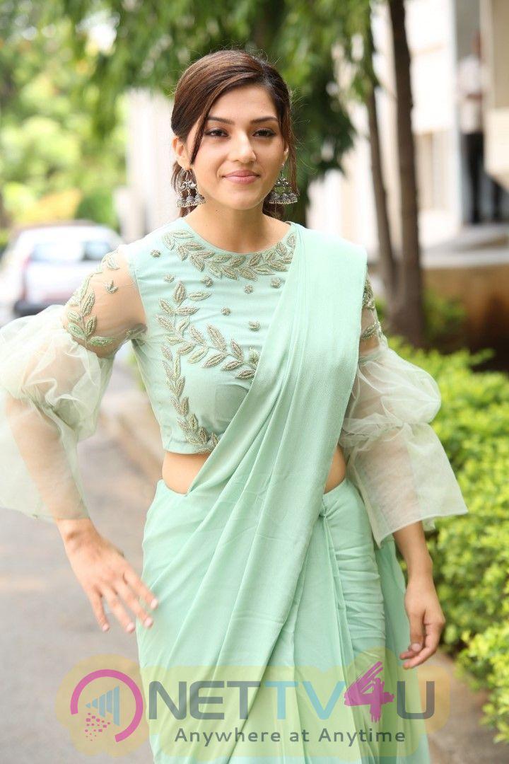 Actress Mehrene Kaur Pirzada Gorgeous Stills