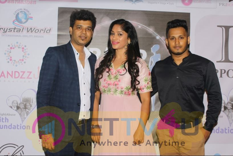 Celebrities Ramp Walk For The Support 6 Different Social Cause Event  Pretty Images