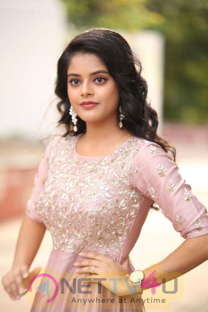 Lover Telugu Movie Heroine Riddhi Kumar Stunning Stills