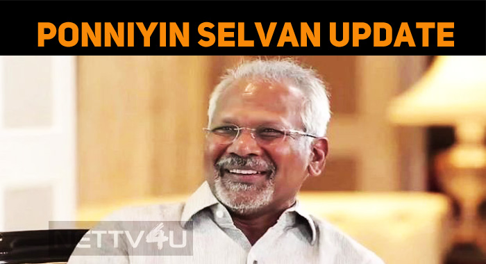 Ponniyin Selvan's Co-Scriptwriter Is...