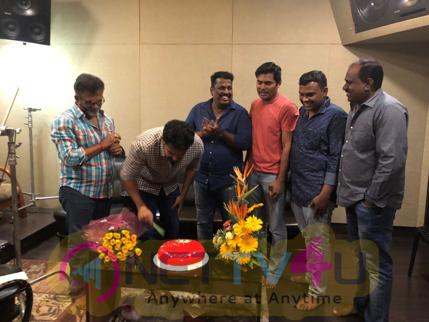 Alauddin Arputha Camera Team Celebrate The Vijay Antony Birthday And Teaser Launch