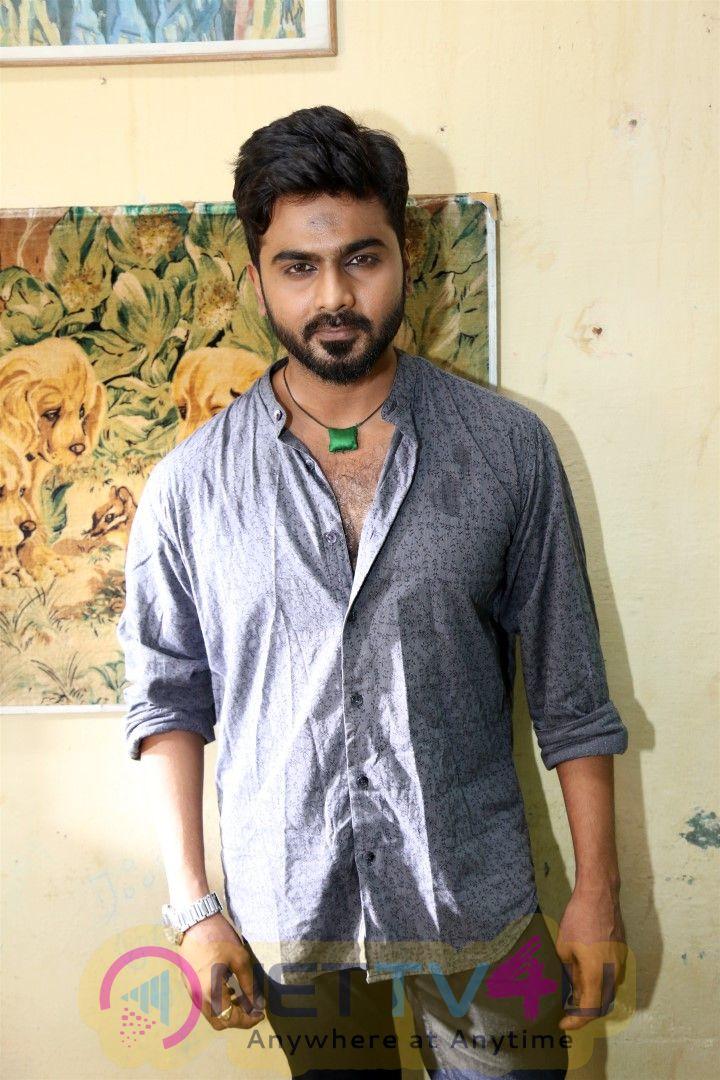 Gangs Of Madras Movie Pooja Stills