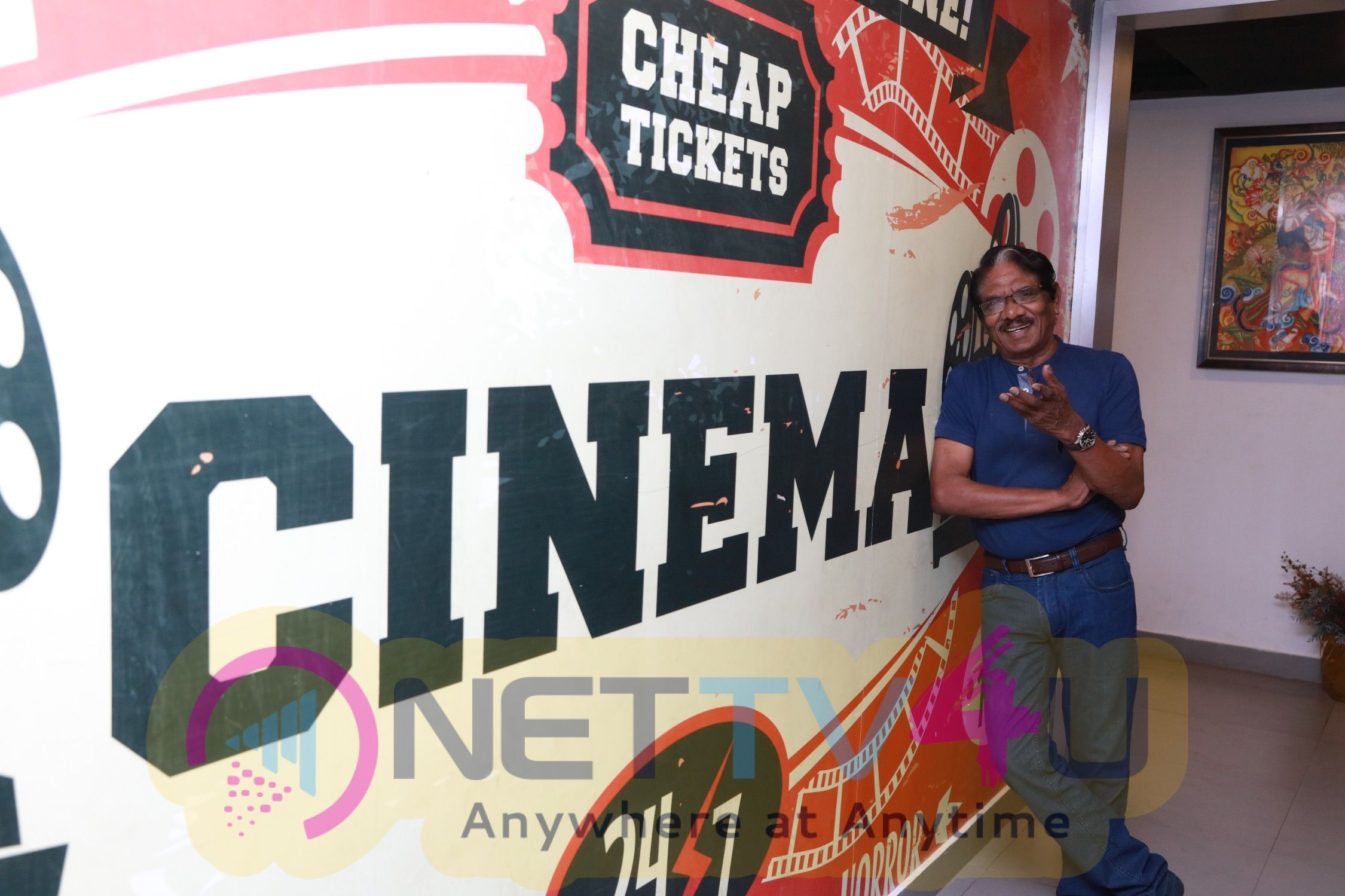 OM Movie Teaser Launch Photos Tamil Gallery