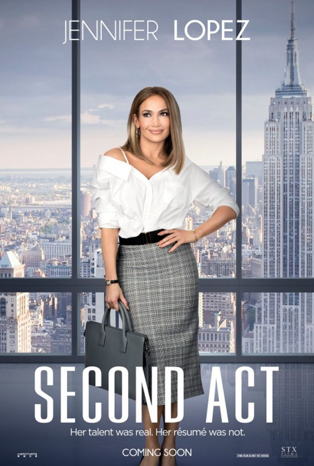 Second Act Movie Review English Movie Review