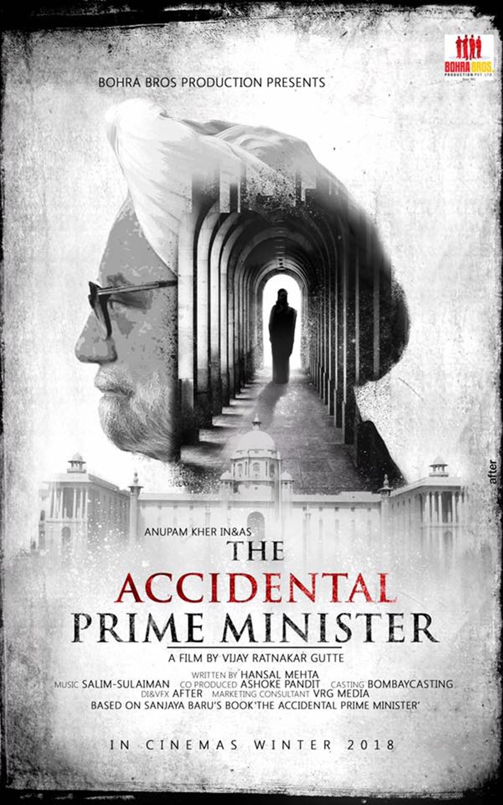 The Accidental Prime Minister Movie Review