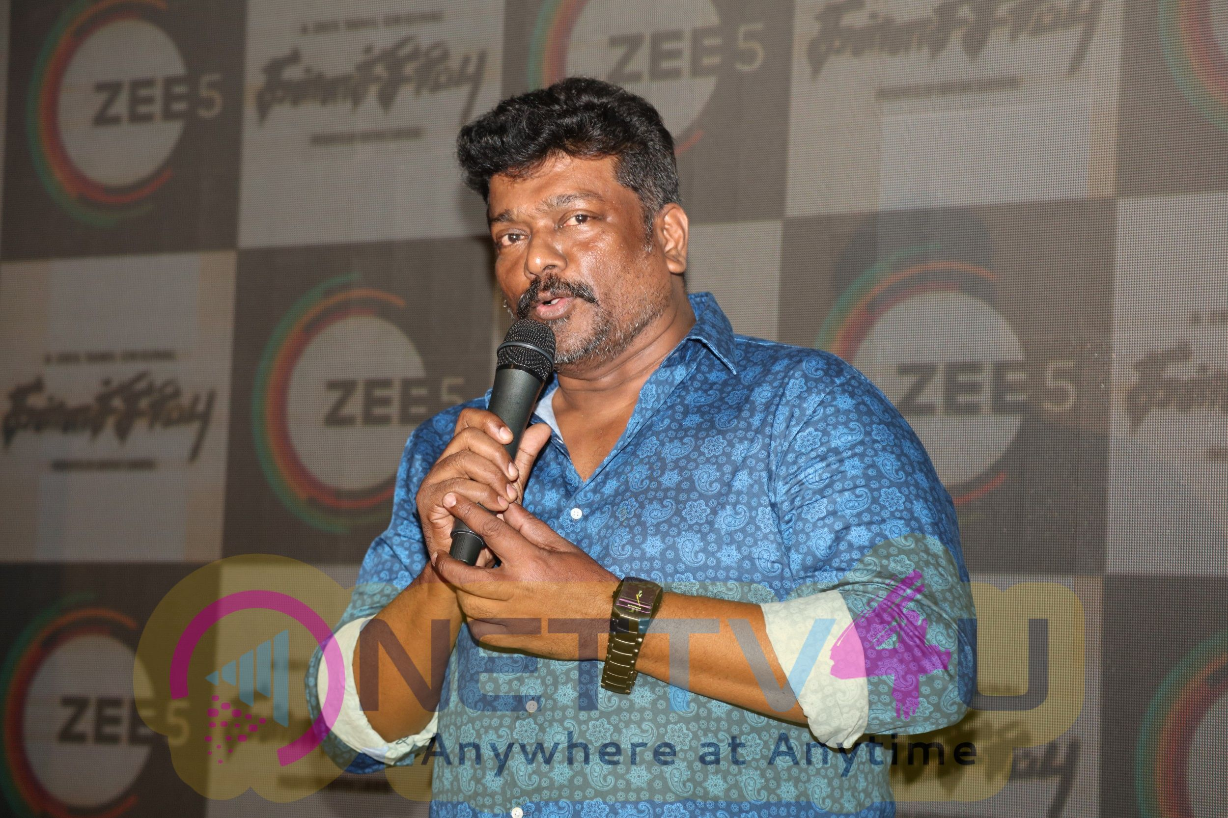 The New Web Series Kallachirippu Director By Karthik Subbaraj