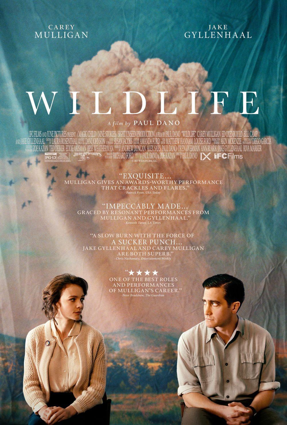Wildlife Movie Review English Movie Review