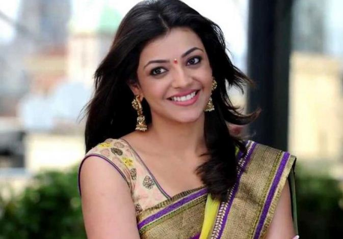 Kajal Aggarwal In South Indian Cine And TV Stunt Directors And Artist Union Golden Jubilee!